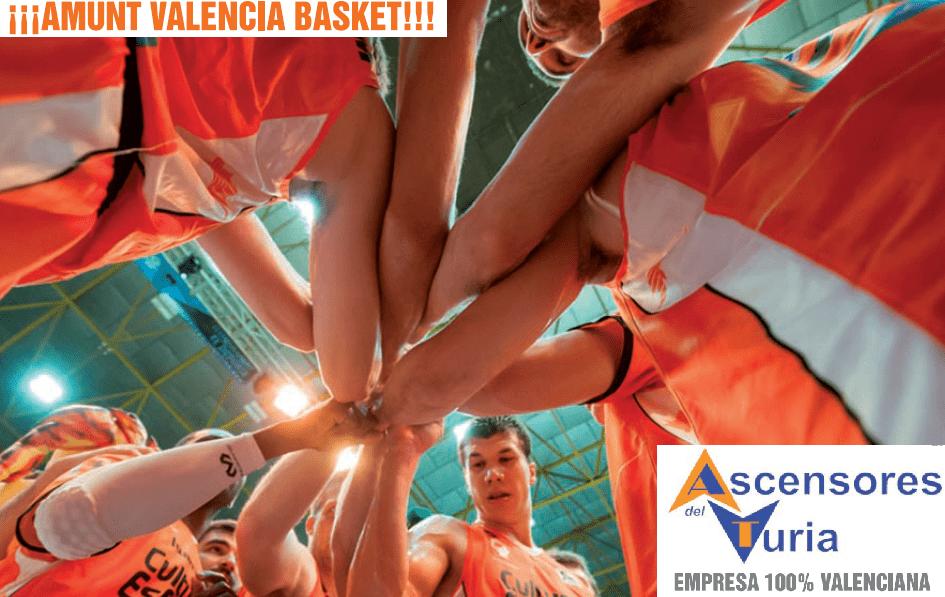 Colaborador de Valencia Basket Club