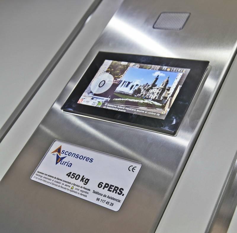 Instalación de ascensores Valencia - Instalacio y Manteniminto