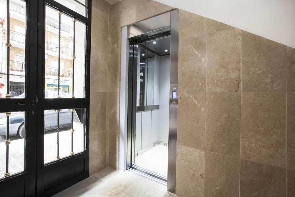 Modernizamos ascensores Valencia