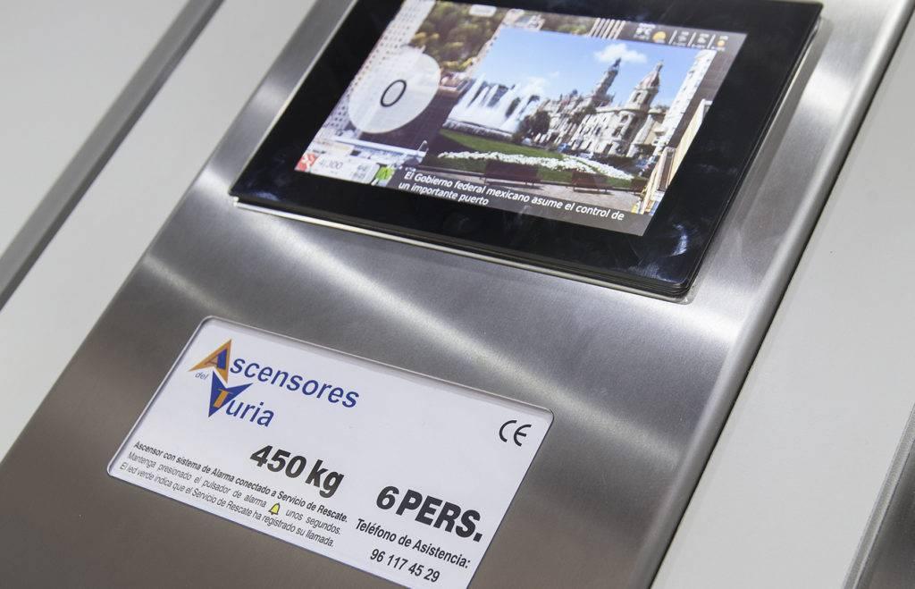 Modernizamos ascensor en Valencia