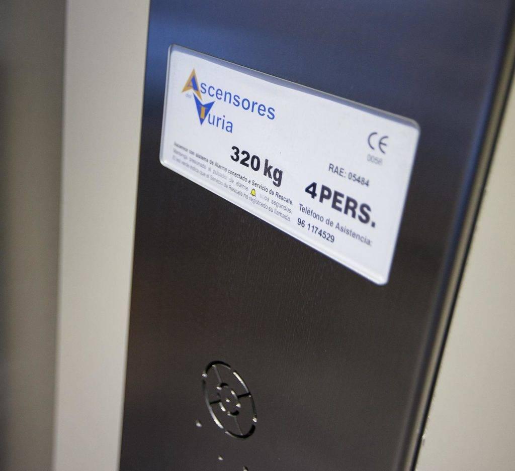 Presupuesto de ascensor Valencia